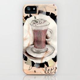 Hot: Chocolate iPhone Case