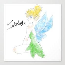 Fairytale may go on. Canvas Print