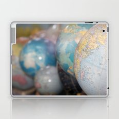 Globes Laptop & iPad Skin