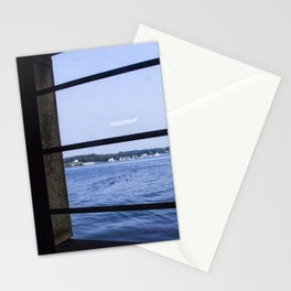 View From the Fort Stationery Cards