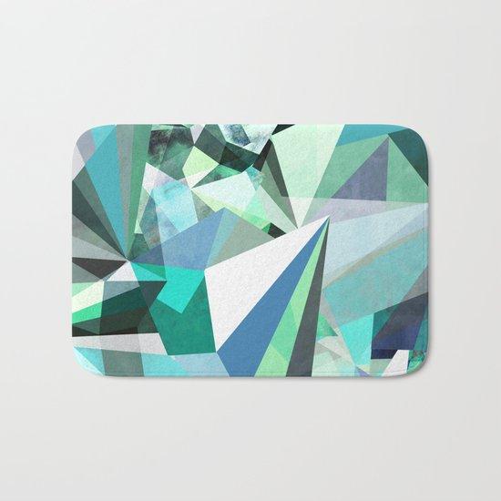 Colorflash 8 mint Bath Mat