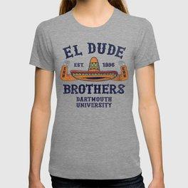 Peep Show - El Dude Brothers T-shirt