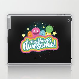 Everything's Awesome! Laptop & iPad Skin