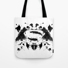 Rorschach Heroes Tote Bag