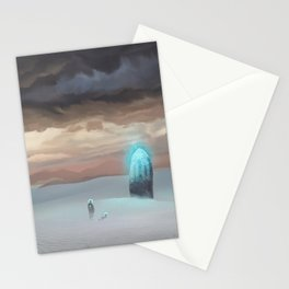 Ancient Obelisk Stationery Cards