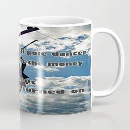 Support your Lineman Coffee Mug