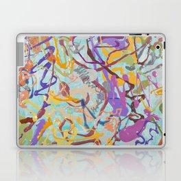 Shamanic Painting 08 Laptop & iPad Skin