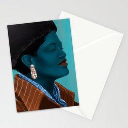 Big Mama Thornton Stationery Cards