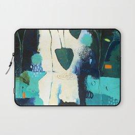 """Deep Sea Forest"" Original Artwork by Flora Bowley Laptop Sleeve"
