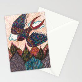 Little Sparrow Stationery Cards