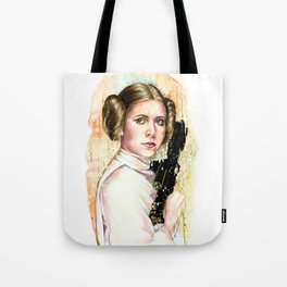 Princess and General Tote Bag