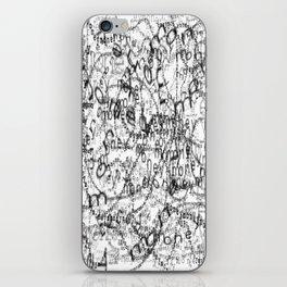 moneyfog iPhone Skin