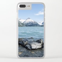 Portage Lake, No. 1 Clear iPhone Case