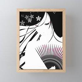 Asian Obsession Framed Mini Art Print