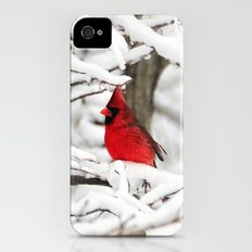 Standing out iPhone (4, 4s) Slim Case
