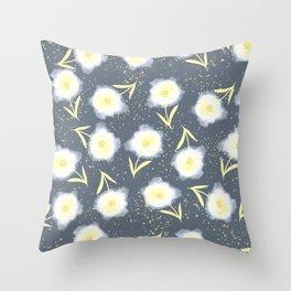daybreak : white Throw Pillow