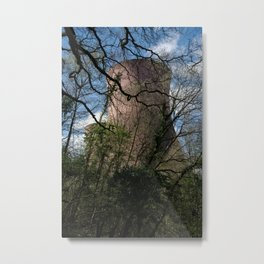 Ironbridge Cooling Tower Metal Print