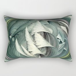 Bacchae Rectangular Pillow