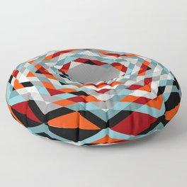 Pentagon Floor Pillow