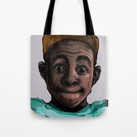 tyler the creator Tote Bags featuring Tyler The Creator by ASHUR Collective™