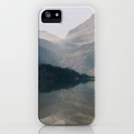 Grinnell Lake iPhone Case