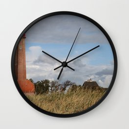 Lighthouse Flügge Wall Clock