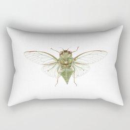 Cicada 2016 Rectangular Pillow