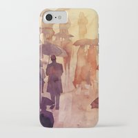 takmaj iPhone & iPod Cases featuring Summer day by takmaj