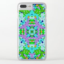 """""""Spring"""" series #10 Clear iPhone Case"""