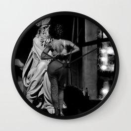 Prophet, Woman, Hotel Wall Clock