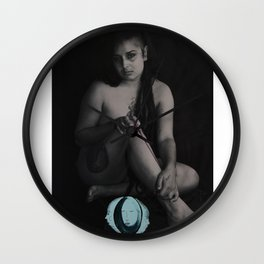 intervention 6 Wall Clock