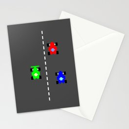 C64 Le Mans Stationery Cards