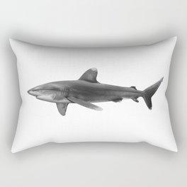 Oceanic Whitetip Shark 2 Rectangular Pillow
