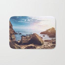 Little Corona Del Mar Beach Bath Mat