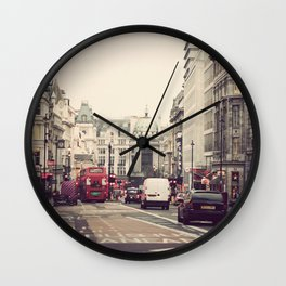 London Street Wall Clock