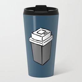 Coffee Square Travel Mug