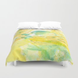 Color of the Kid Duvet Cover