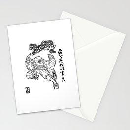 Tengu King: Polish Your Heart Stationery Cards