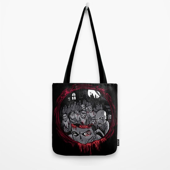 Shotgun'd! Tote Bag