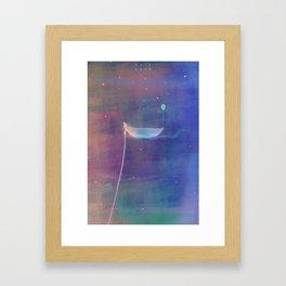 Barco Framed Art Print