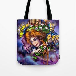 Fairy love and magic Tote Bag