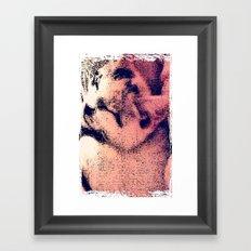 cat-59 Framed Art Print
