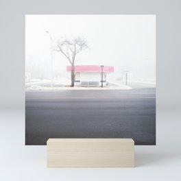Frosty Freeze Mini Art Print