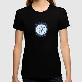 Cahoon Beach. Cape Cod T-shirt