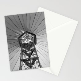 Tent Ceiling Stationery Cards