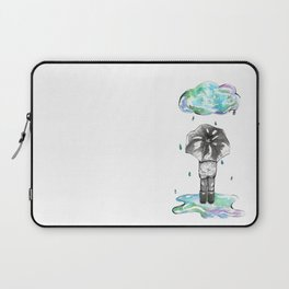 It's the Rain Laptop Sleeve