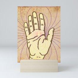 calling the ancients Mini Art Print