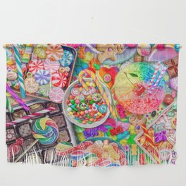 Candylicious Wall Hanging