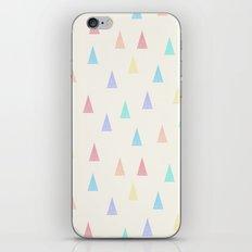 tri▴ngles iPhone & iPod Skin