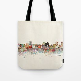 orlando florida skyline Tote Bag